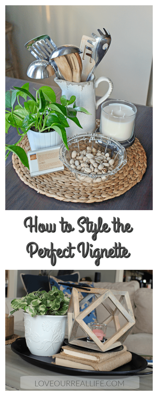 Vignette, How to style a vignette, how to create a vignette