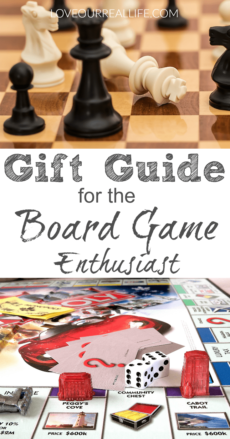 Gift guide for the board game enthusiast, gift guide for board game lover, board games for the entire family