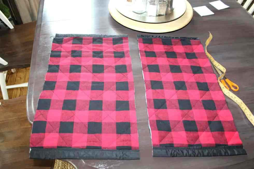 Reusable fabric gift sacks for all occasions!