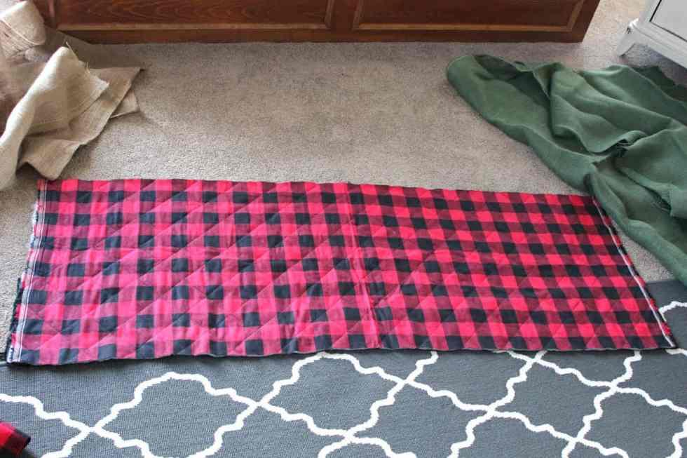Select your fabric to make reusable gift sacks for all occasions.