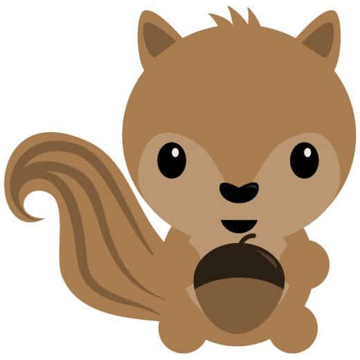 Download Free Squirrel SVG Cutting FileLove Paper Crafts