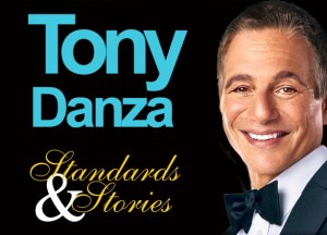 Tony Danza Standards and Stories