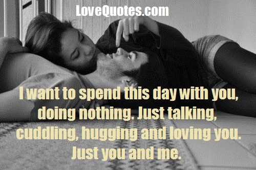 Love Me Way I Love You Quotes