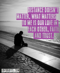 Distant Doesn't Matter