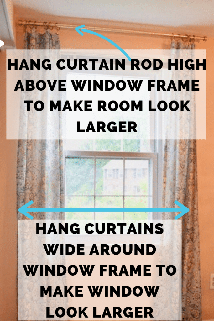 how to hang curtains perfectly every