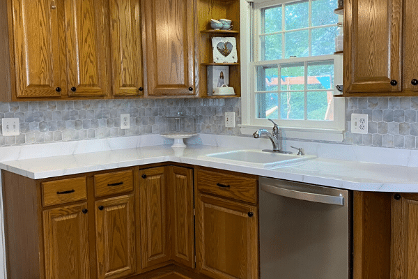 how to make your own marble countertops