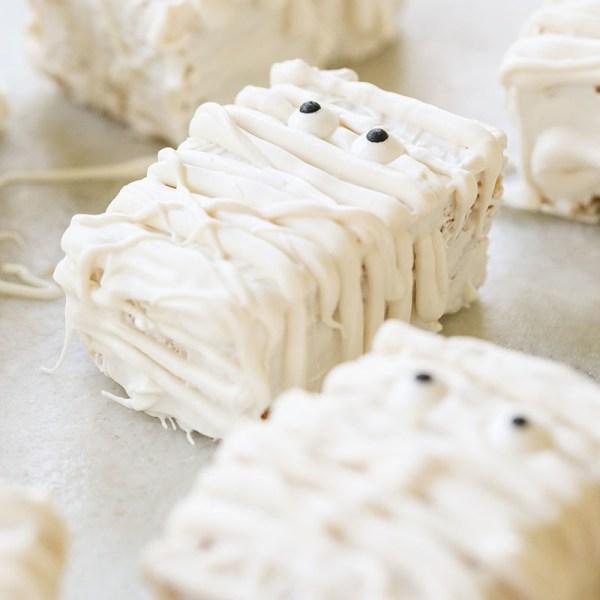 Mummy Rice Krispies