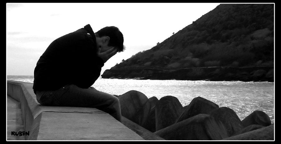 when somebody goes far - bhatti | Sad Picture | Lover of Sadness