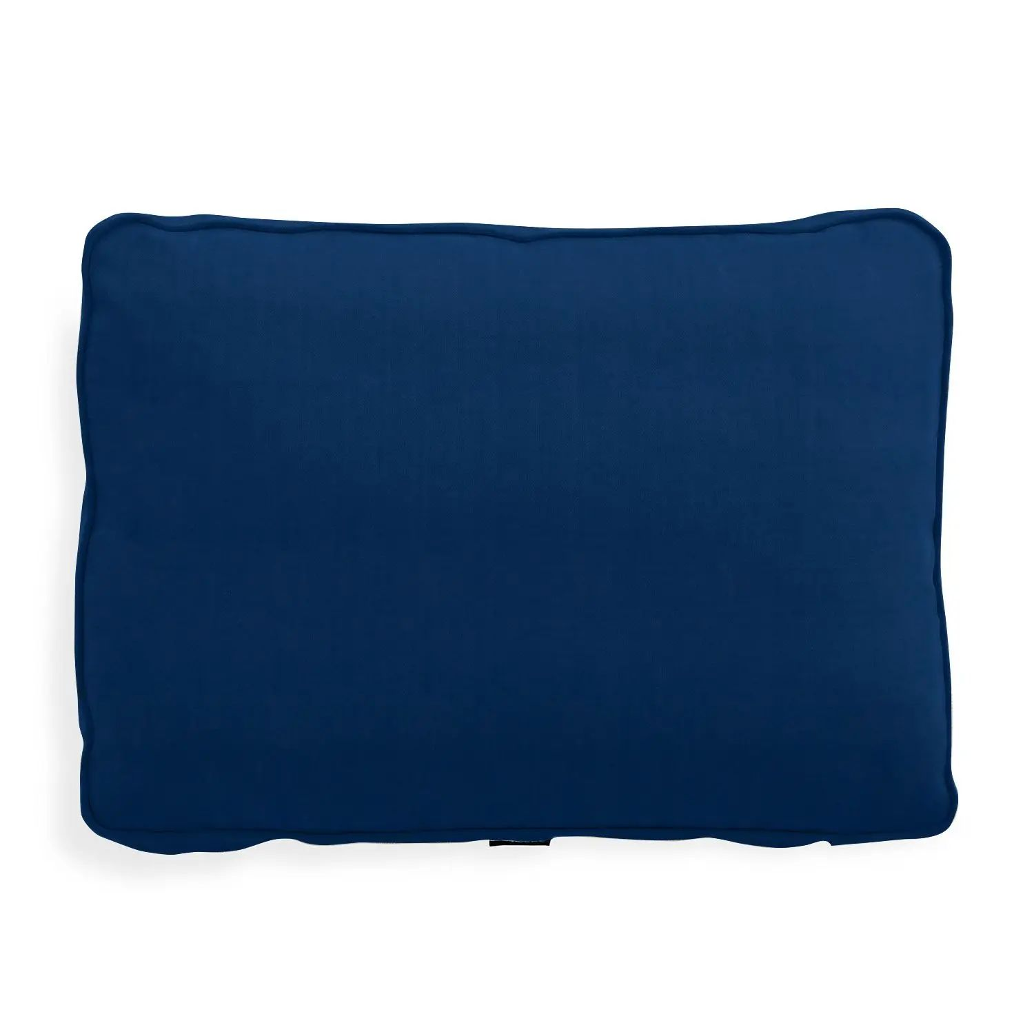 back pillow cover sea solid microsuede cstm
