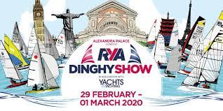 the rya dinghy show