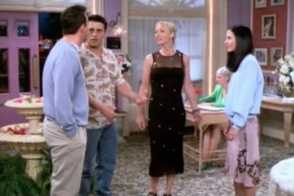 What can the hit TV show FRIENDS teach us about communication