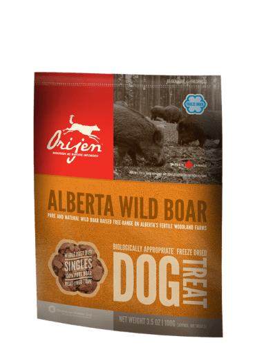 Orijen Alberta Wild Boar Dog Treats