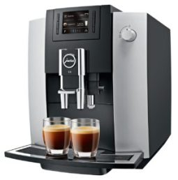 JURA E6 Bean-to-Cup Coffee Machine