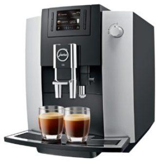 JURA E6 Bean-to-Cup Coffee Machine