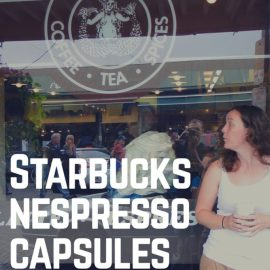 Starbucks Nespresso Coffee Pods
