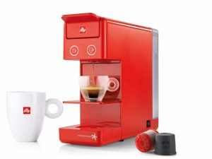 illy francis y3.2 coffee pod machine