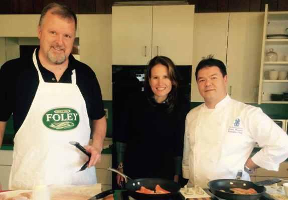 Boston Ritz Carlton Partners with Foley Fish