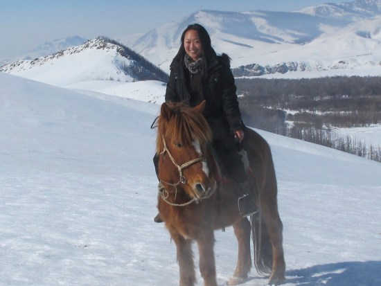 Mongolia, Meditation, and Organic Food