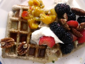 brunch-waffles