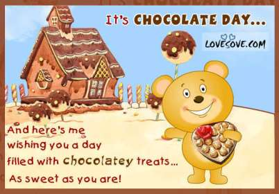 happy chocolate day wishes, happy chocolate day greetings, chocolate day celebration, chocolate quotes, Happy Chocolate Day 2019 Status Shayari, Chocolate Images Hindi Wishes