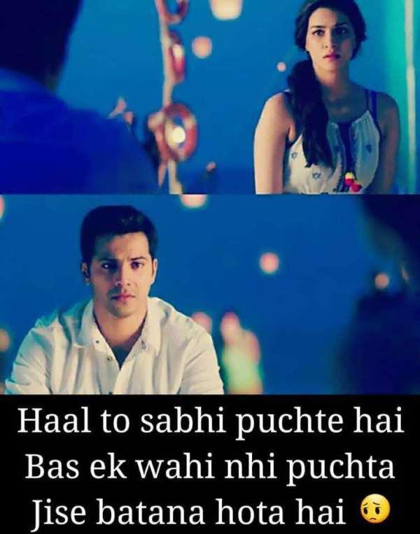 sad whatsapp status, 2 line sad shayari hindi, sad life quotes in hindi, sad 2 line status, sad quotes in hindi, sad shayari pic