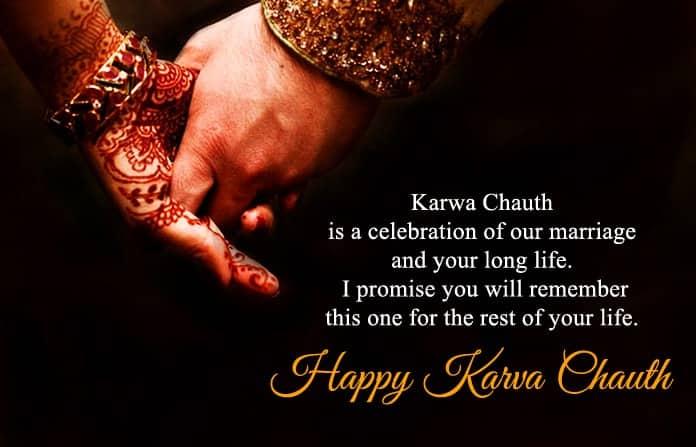 Karwa Chauth Par Status, Karva Chauth Status, Happy Karva Chauth Status, Karva Chauth Status Download, Karva Chauth Romantic Status, karwa chauth shayari wallpaper, karwa chauth shayari for girlfriend