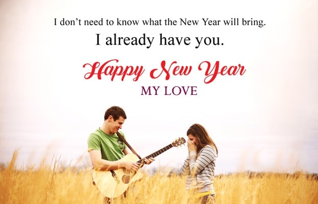 New Year Wishes For Girlfriend, Romantic Happy New Year Messages for your Sweetheart, New Year Love Cards, Romantic New Year Messages for Lovers, New Year Love Messages for Him, new year wishes for loved one