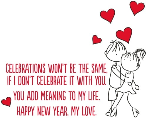 New Year Love Messages for Him, new year wishes for loved one, romantic new year wishes for boyfriend, happy new year wishes messages for girlfriend, new year wishes for girlfriend 2020, romantic new year status