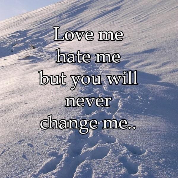 Attitude love image lovesove - scoailly keeda