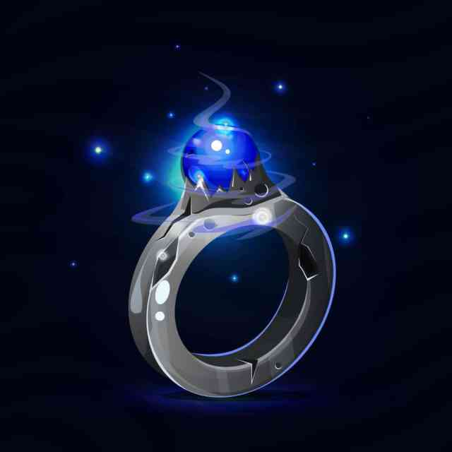 Magic Ring That Works to Give Pastors Powers