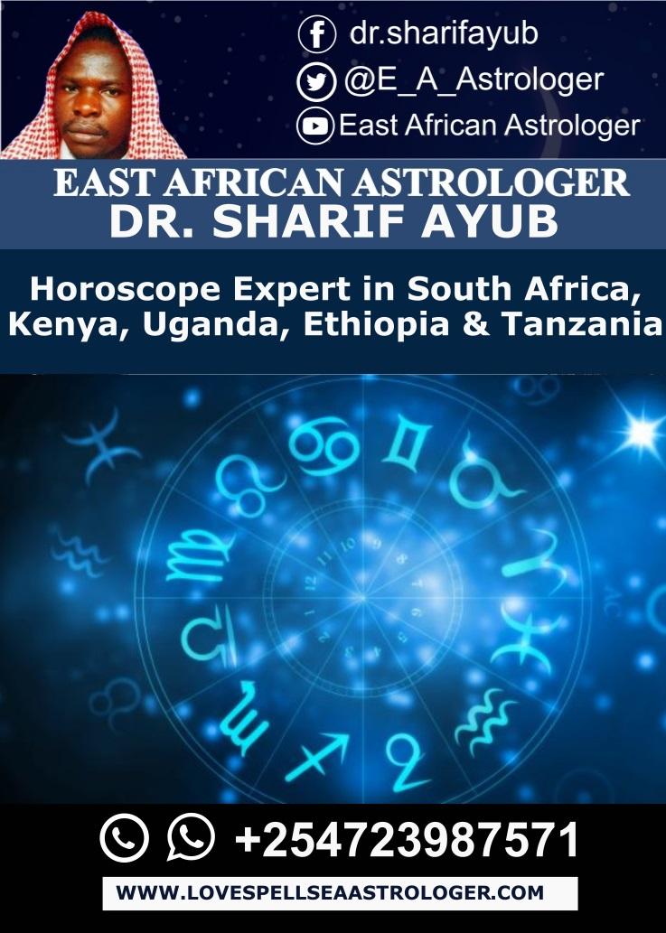 Horoscope Expert in South Africa, Kenya, Uganda, Ethiopia and Tanzania