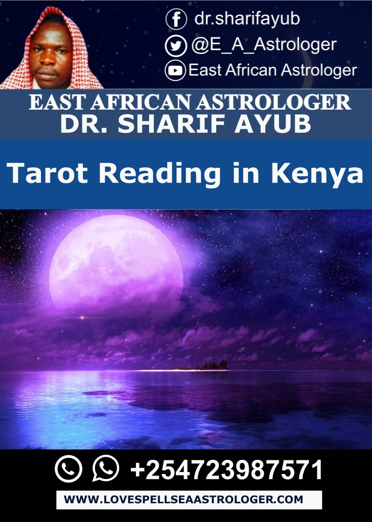 Tarot Reading in Kenya