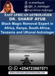 Black Magic Removal Expert in Africa, Kenya, South Africa, Tanzania and UK