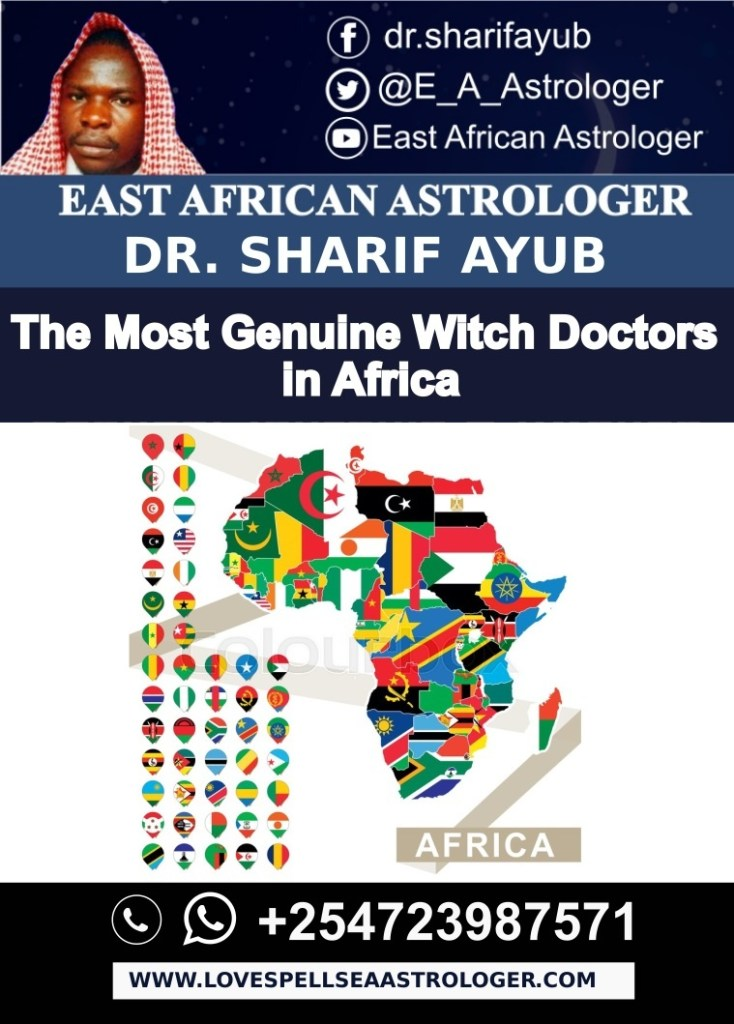 The Most Genuine Witch Doctors in Africa
