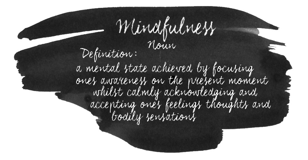 Image result for mindfulness definition