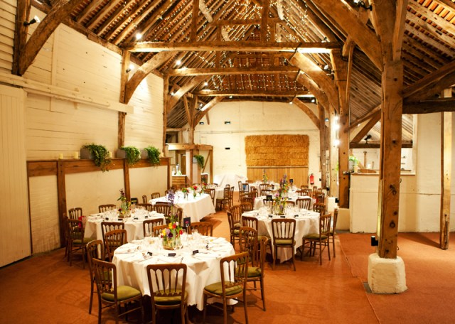 Pangdean Barn Wedding Sussex