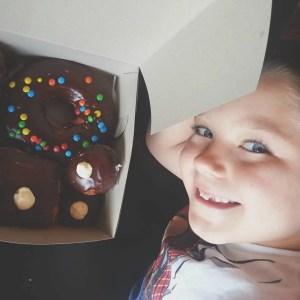 legendary donuts