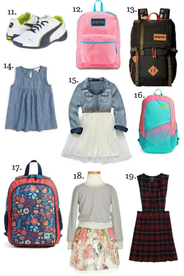 #backtoschool trends giveaway