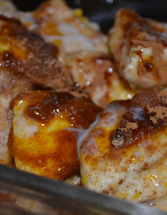 Pumpkin Monkey Bread – Perfect for Fall