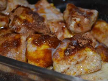 fall monkey bread recipe
