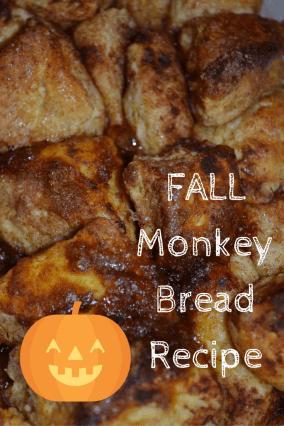 fall monkey bread recipe