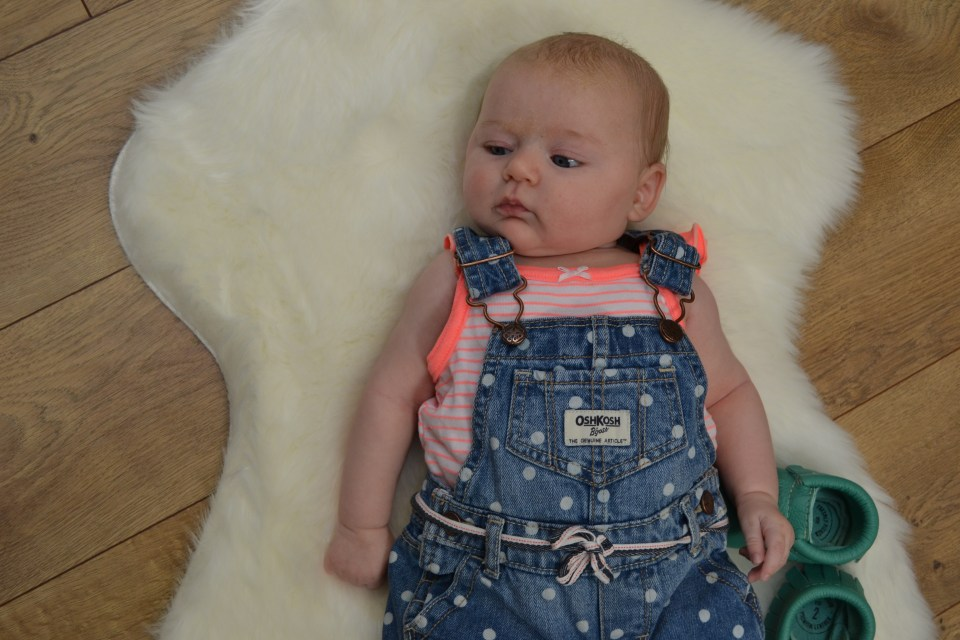 Baby's Second Month Update #Piper