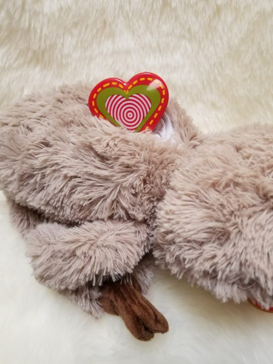 My Baby's Heartbeat Bear! Gift idea for a mother-to-be or a kid who loves stuffed animals