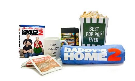 Daddy's home 2 prize pack giveaway