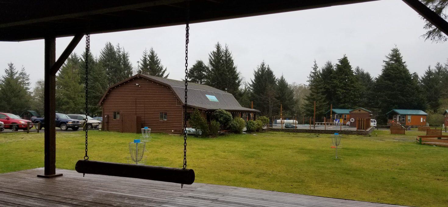 Why camp at Astoria/Warrenton/Seaside's KOA?