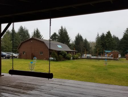 Why camp at Astoria/Warrenton/Seaside's KOA?