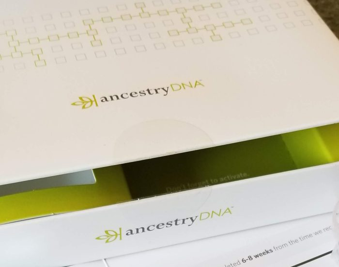 Discover your DNA Story with Ancestry