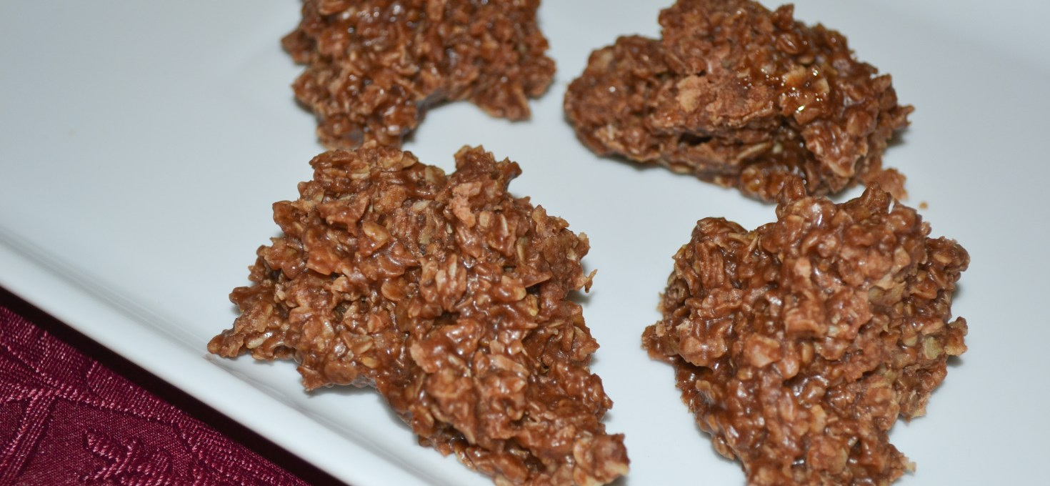 The Best No Bake Oatmeal Cookies