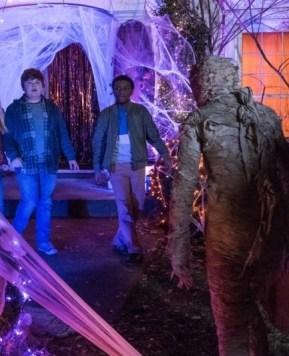 Goosebumps 2: Haunted Halloween trailer and recipes!