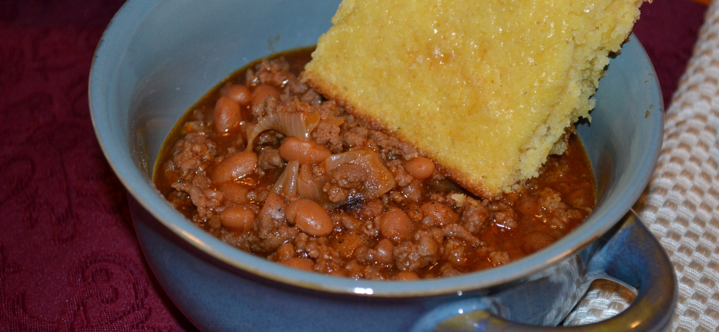 Instant Pot Beef and Bean Stew